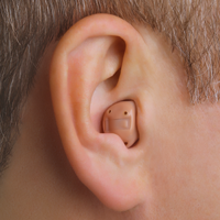 In The Canal Hearing Aid (ITC)